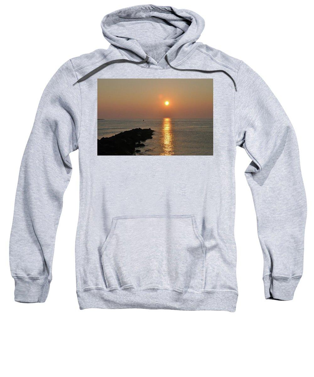 Sun Sweatshirt featuring the photograph Morning Sun by Bill Cannon