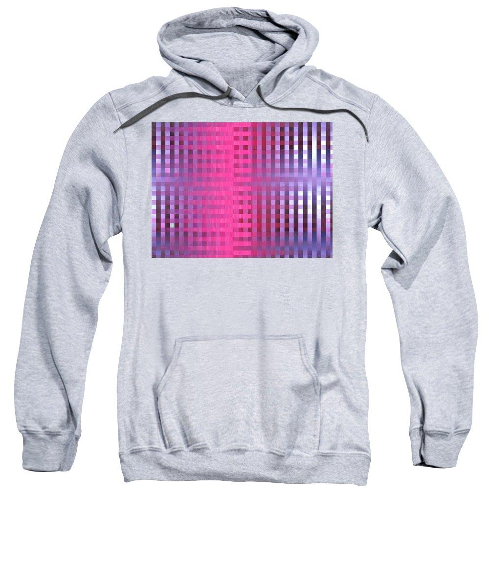 Moveonart! New York / San Francisco / Oklahoma / Portland / Missoula Jacob Kanduch Sweatshirt featuring the digital art Moveonart Eye Op Series 1 by Jacob Kanduch