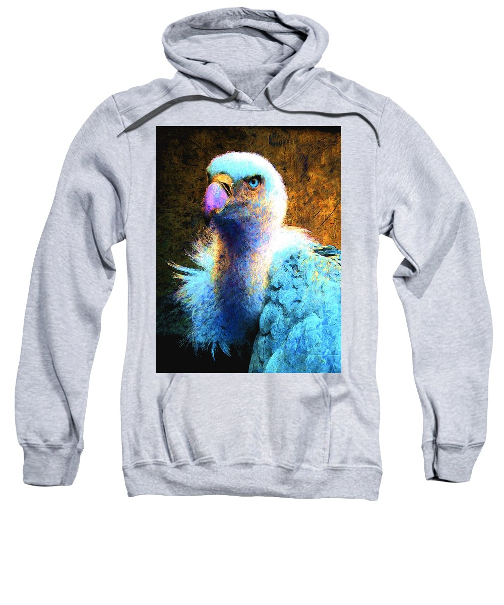 Griffon Mixed Media Hooded Sweatshirts T-Shirts