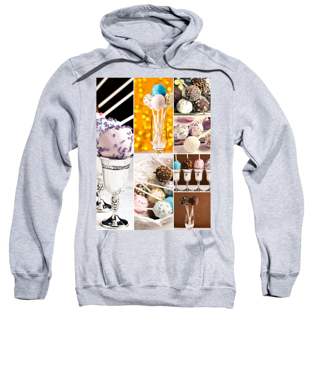 Vadim Goodwill Sweatshirt featuring the photograph My Sweet Life by Vadim Goodwill