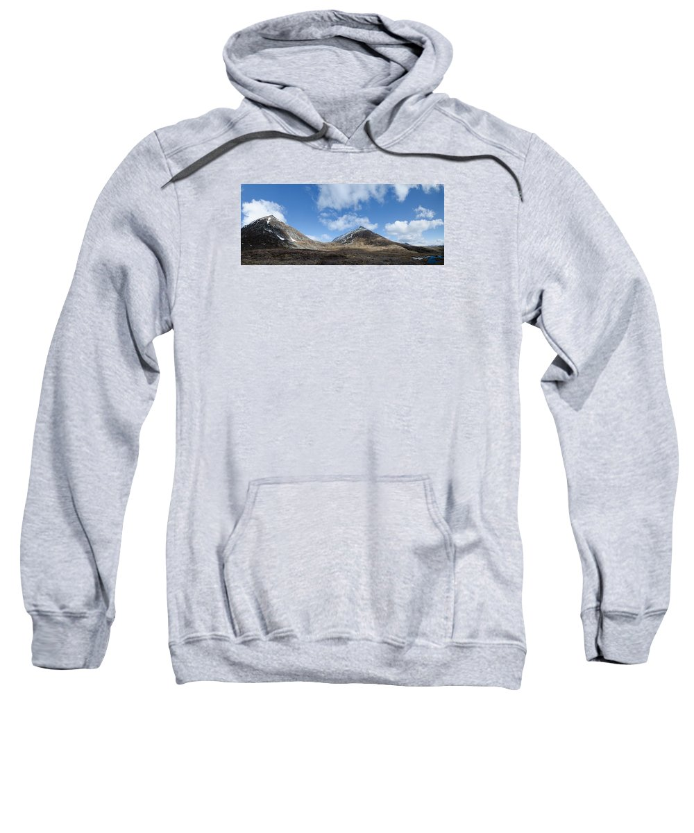 Norwegen Sweatshirt featuring the photograph Norwegian Saddle by Hannes Bielefeldt