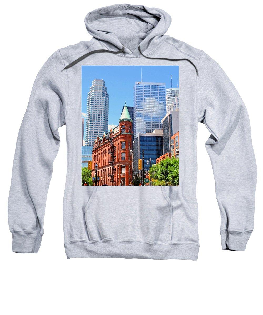 Sweatshirt featuring the photograph Not Forgotten by Ian MacDonald