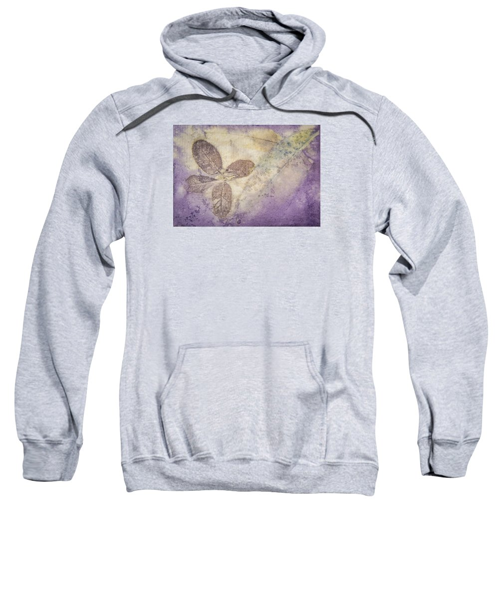 Jan Sweatshirt featuring the photograph Number 34 by Jan Durham