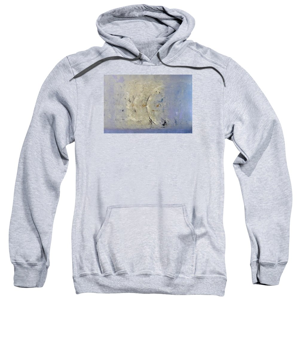 Abstract Sweatshirt featuring the painting Ocean Series Xxviii by Michael Turner