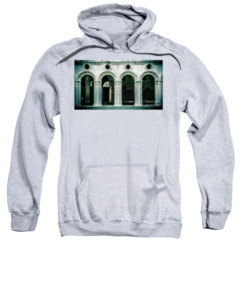 Italy Sweatshirt featuring the photograph Old Italy by Perry Webster