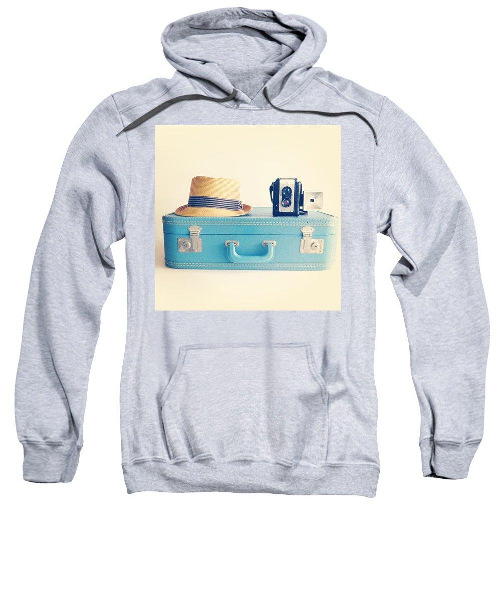 Traveling Photographs Hooded Sweatshirts T-Shirts