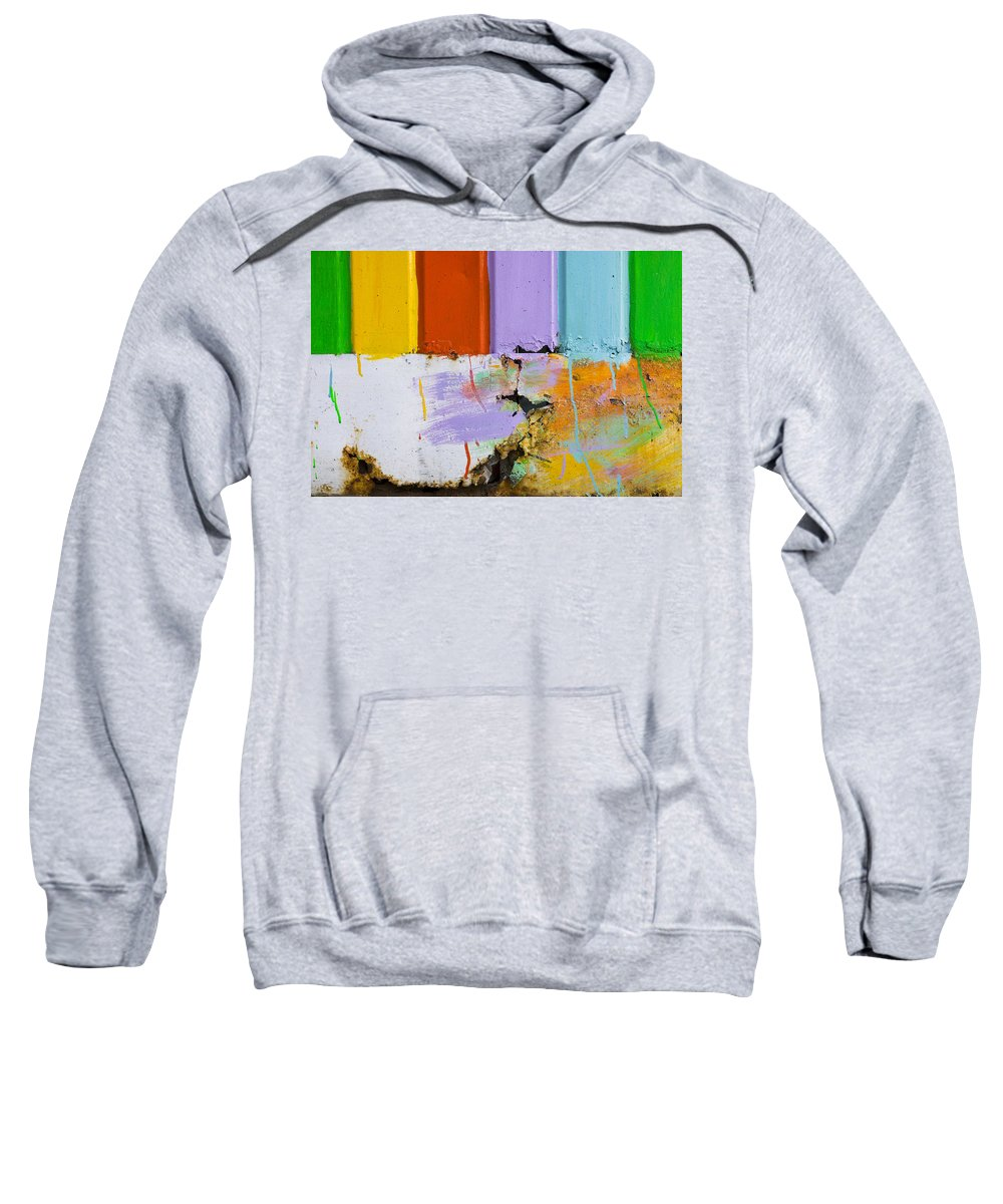 Skip Hunt Sweatshirt featuring the photograph Once Upon a Circus by Skip Hunt