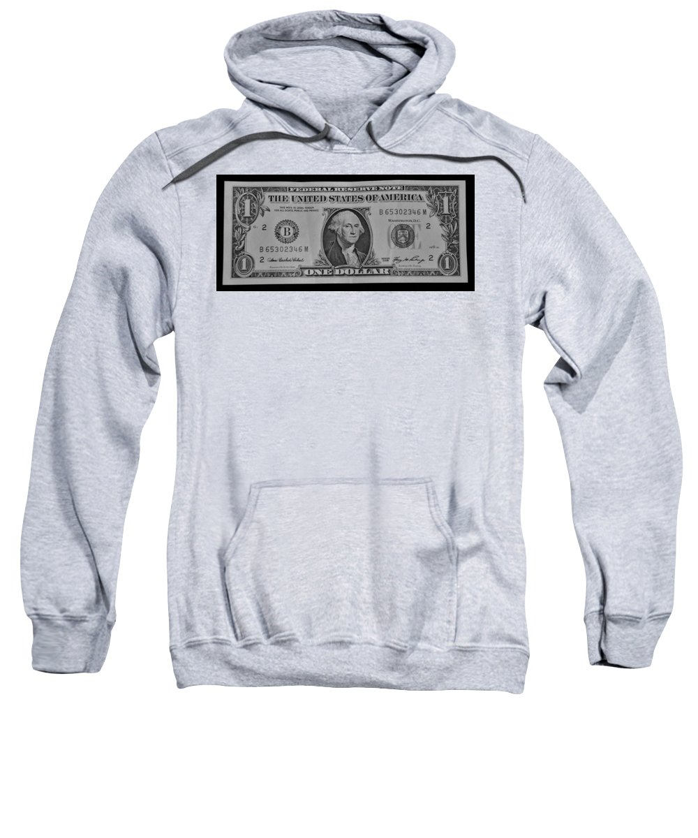 One Sweatshirt featuring the photograph ONE by Rob Hans