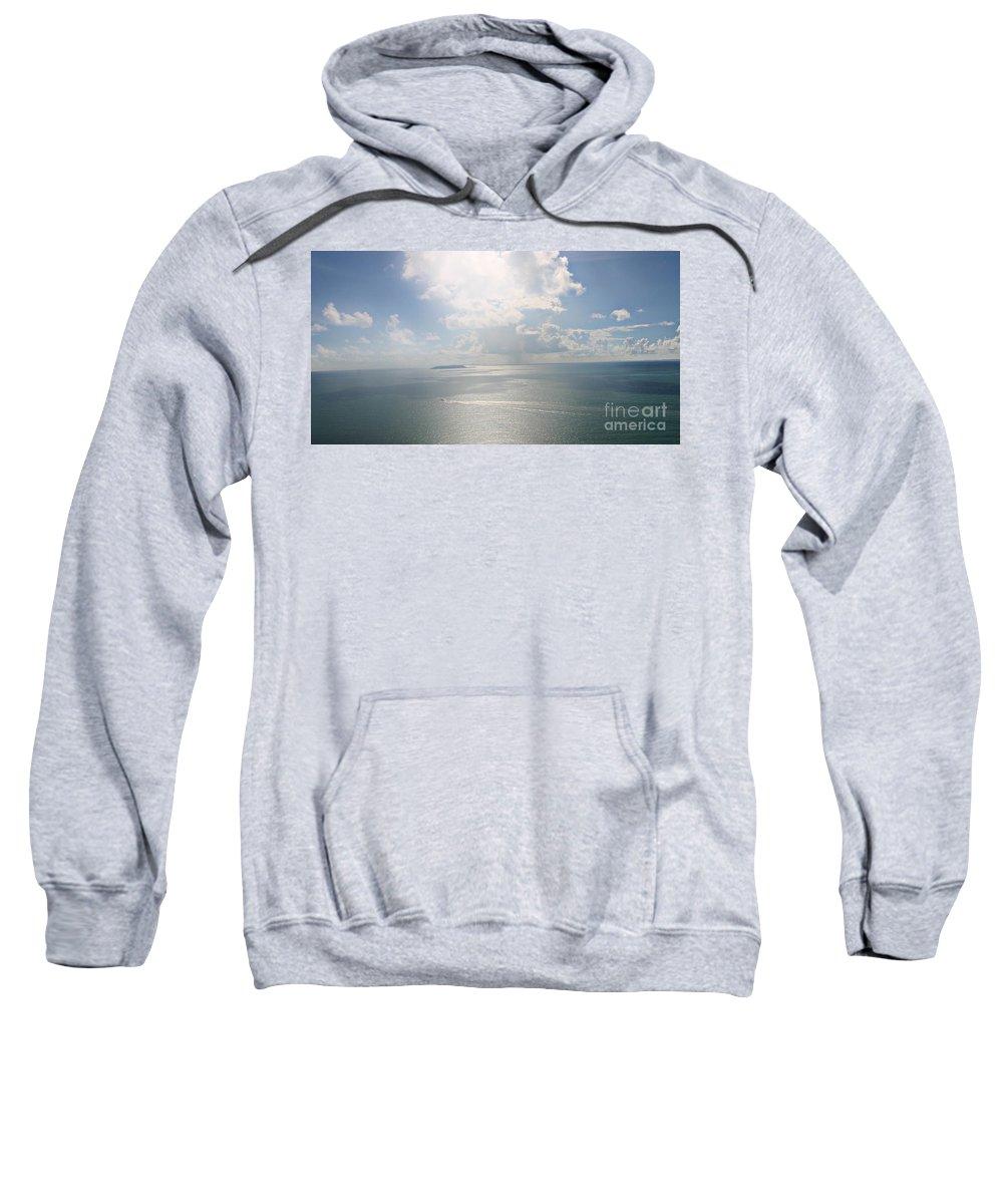 Island Sweatshirt featuring the photograph Palomino Island by Gilbert