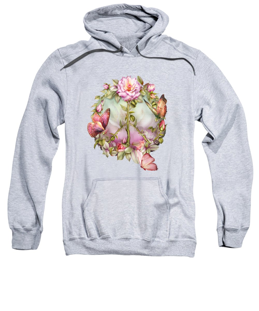 Floral Sweatshirts