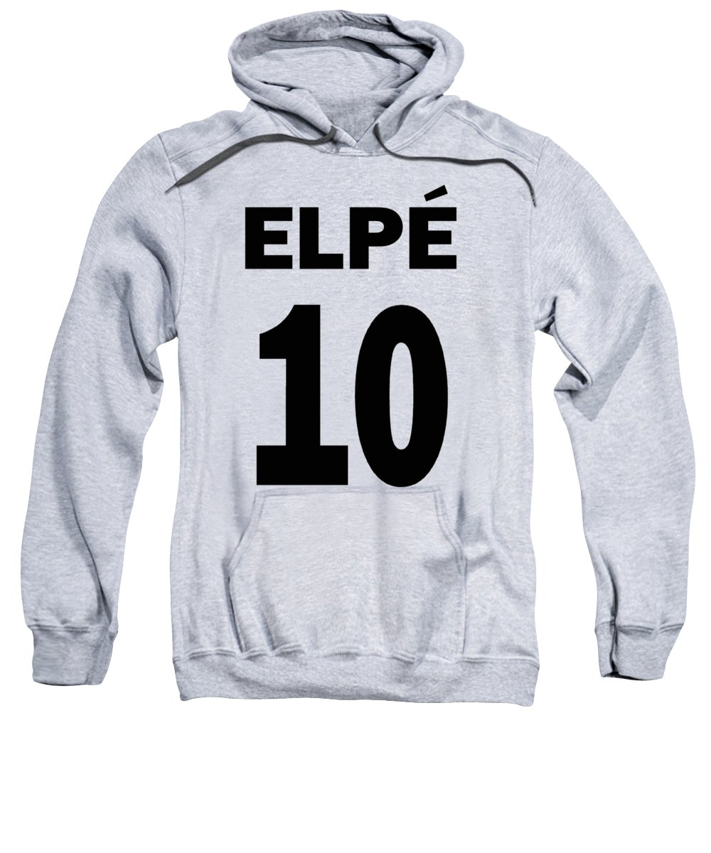 Pele Hooded Sweatshirts T-Shirts