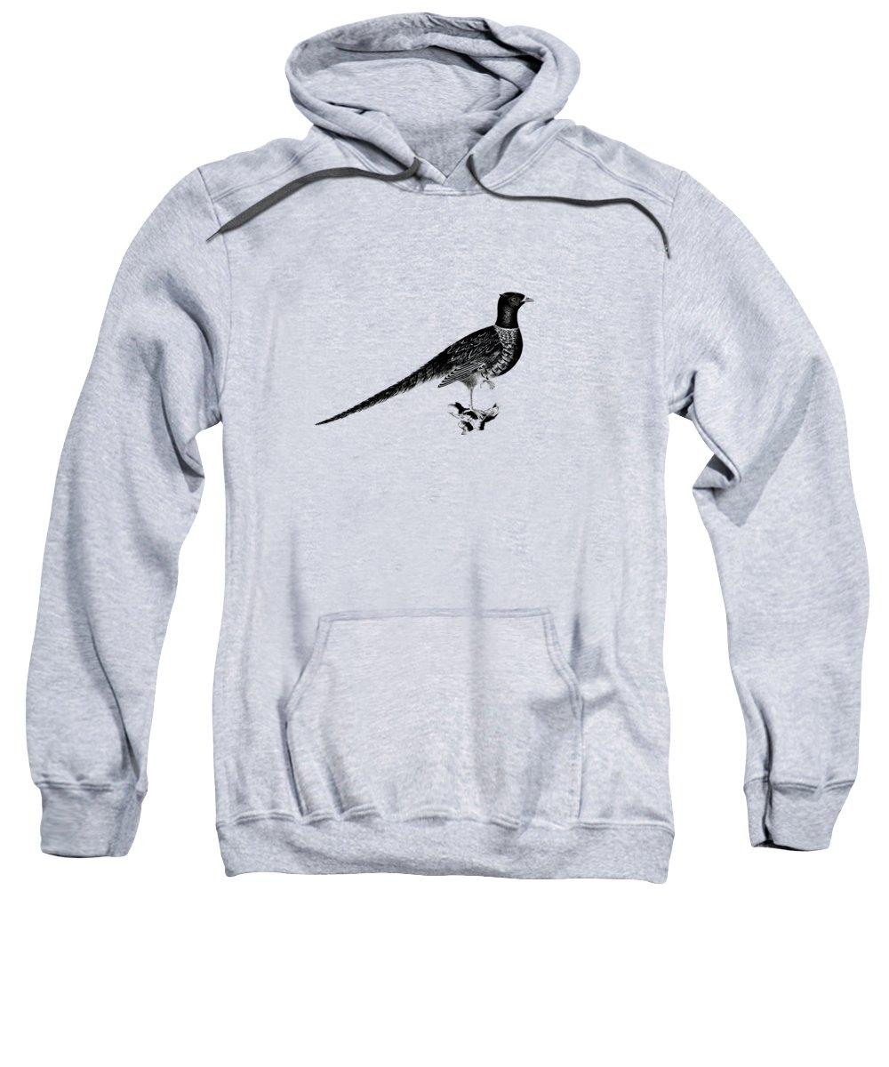 Pheasant Hooded Sweatshirts T-Shirts