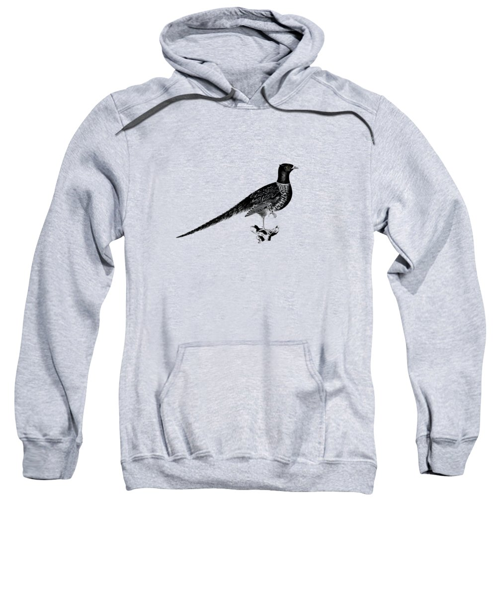 Pheasant Hooded Sweatshirts T-Shirts