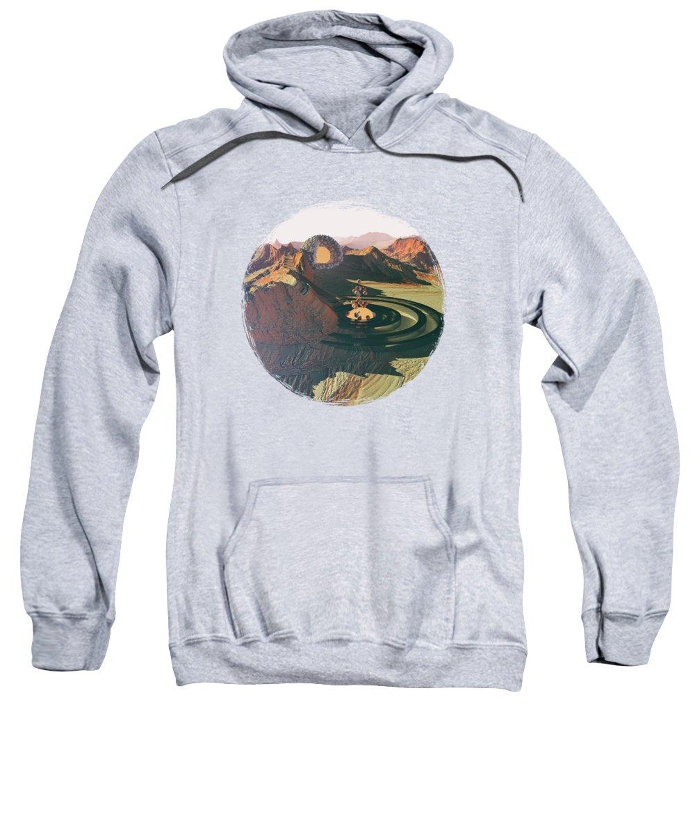Arid Hooded Sweatshirts T-Shirts
