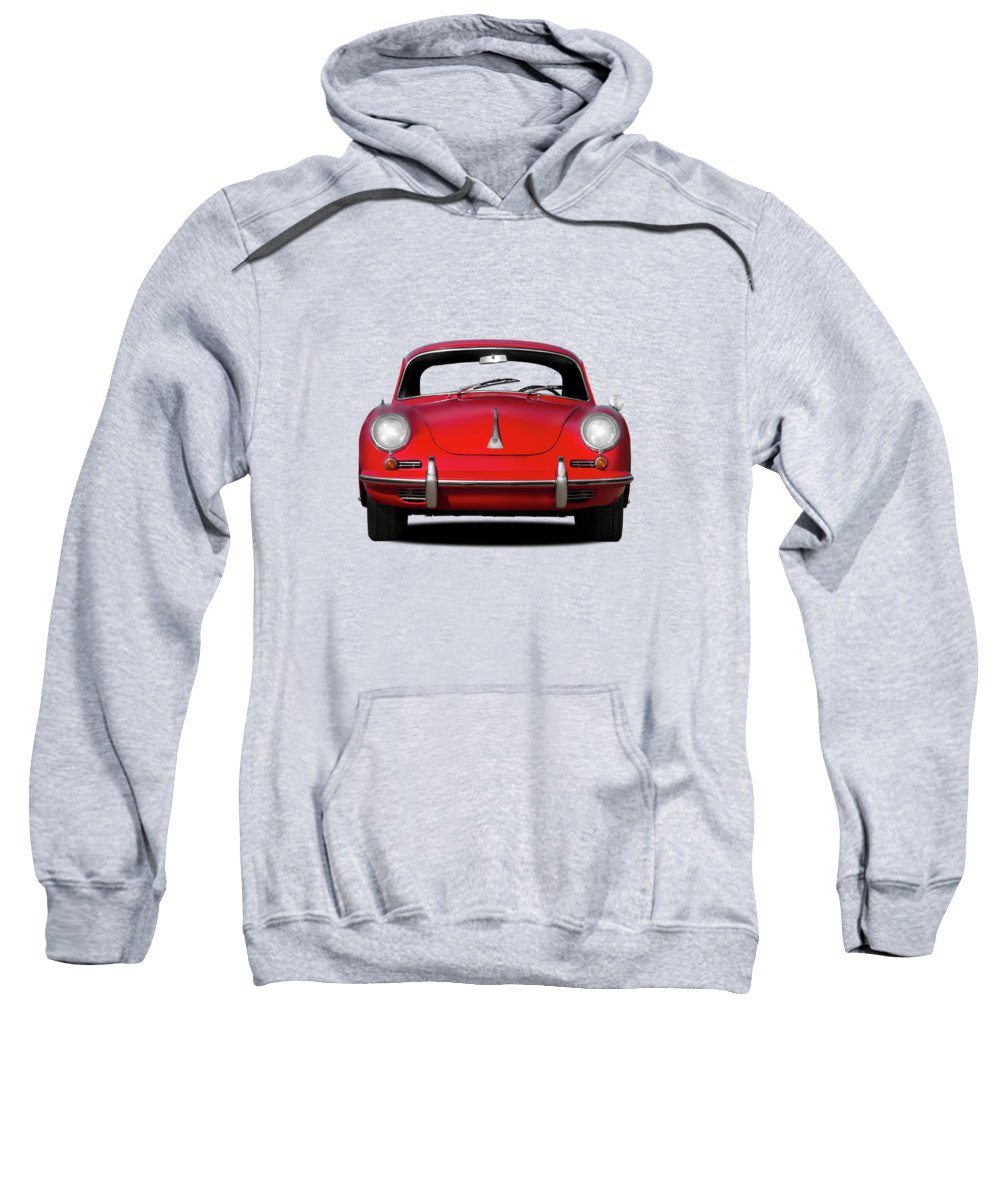 Classic Car Hooded Sweatshirts T-Shirts