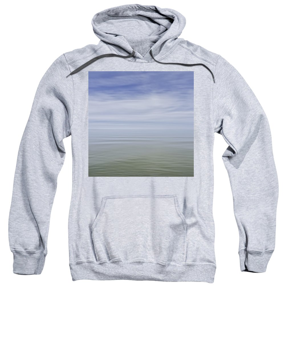 Beach Sweatshirt featuring the photograph Port Franks # 3 by Jerry Golab