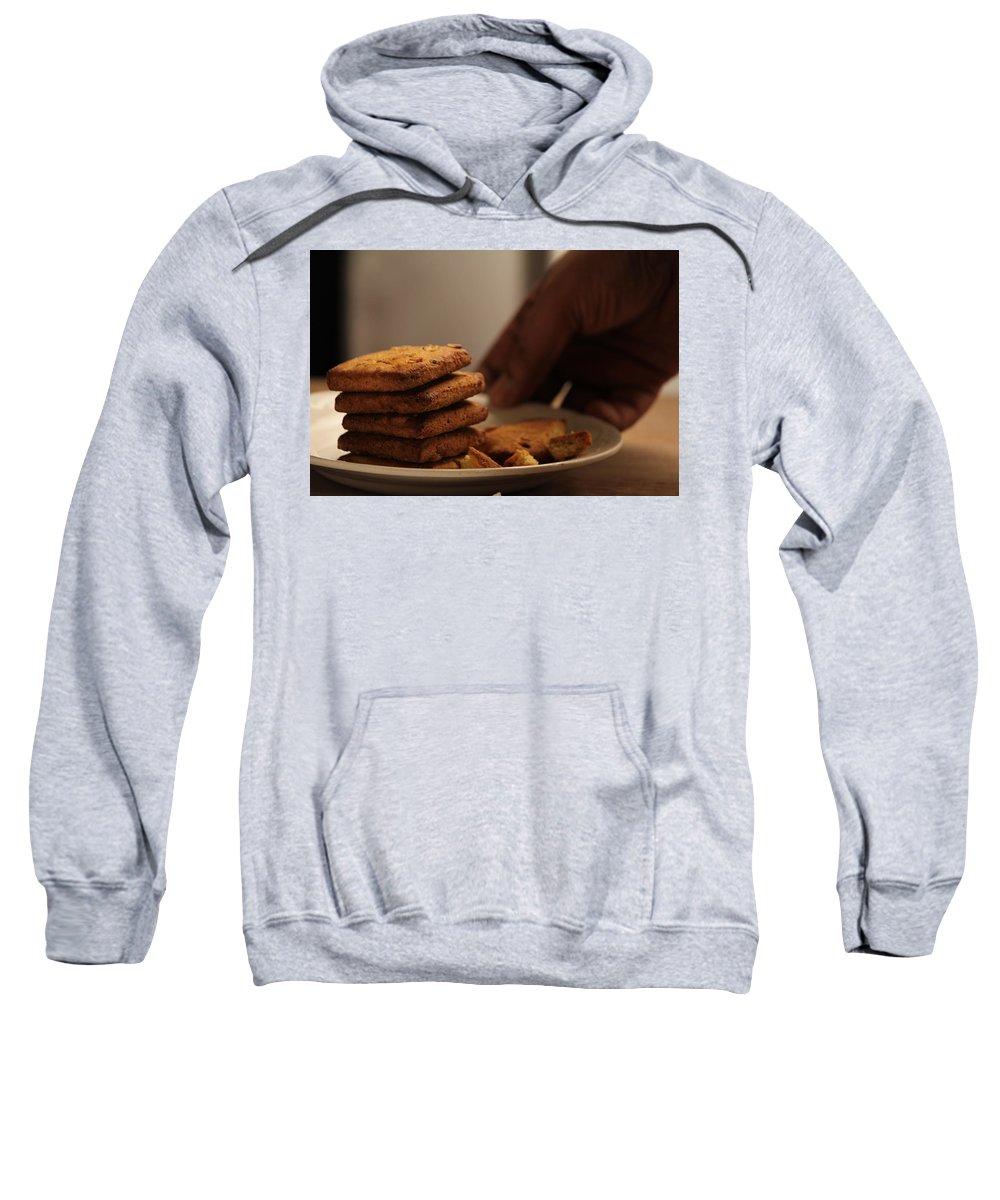 Sweatshirt featuring the photograph Product Shot by Agniva ambrose Hira