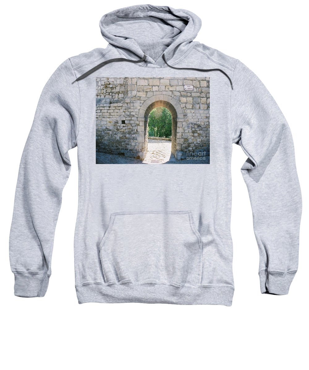 Promise Sweatshirt featuring the photograph Promise by Nadine Rippelmeyer