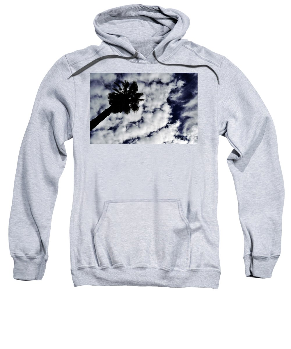 Clay Sweatshirt featuring the photograph Reach For The Sky by Clayton Bruster
