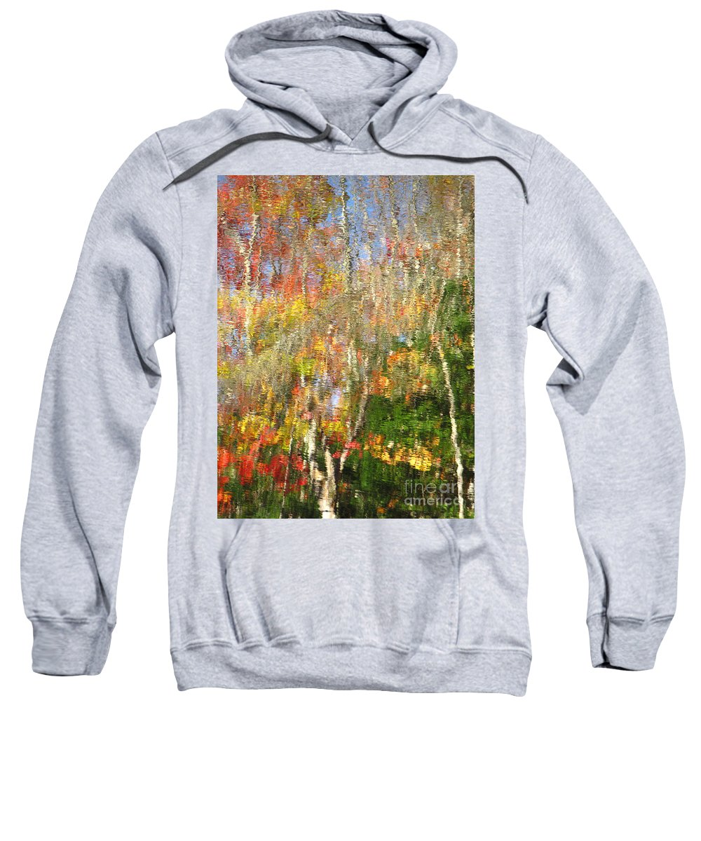 Water Sweatshirt featuring the photograph Reaching For The Sky by Sybil Staples