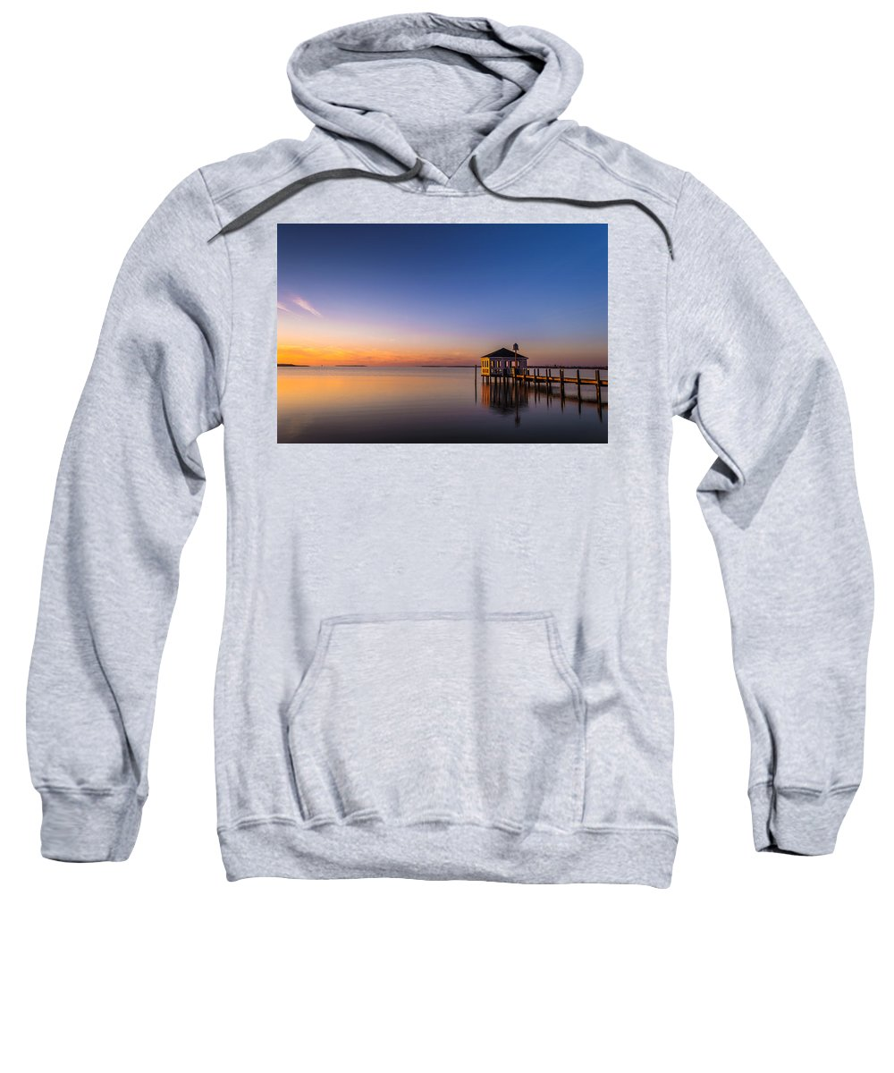 Landscape Sweatshirt featuring the photograph Reflection by Alexander Holden