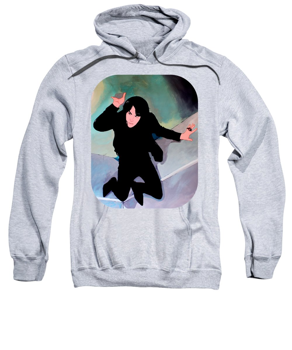 Crowd Paintings Hooded Sweatshirts T-Shirts