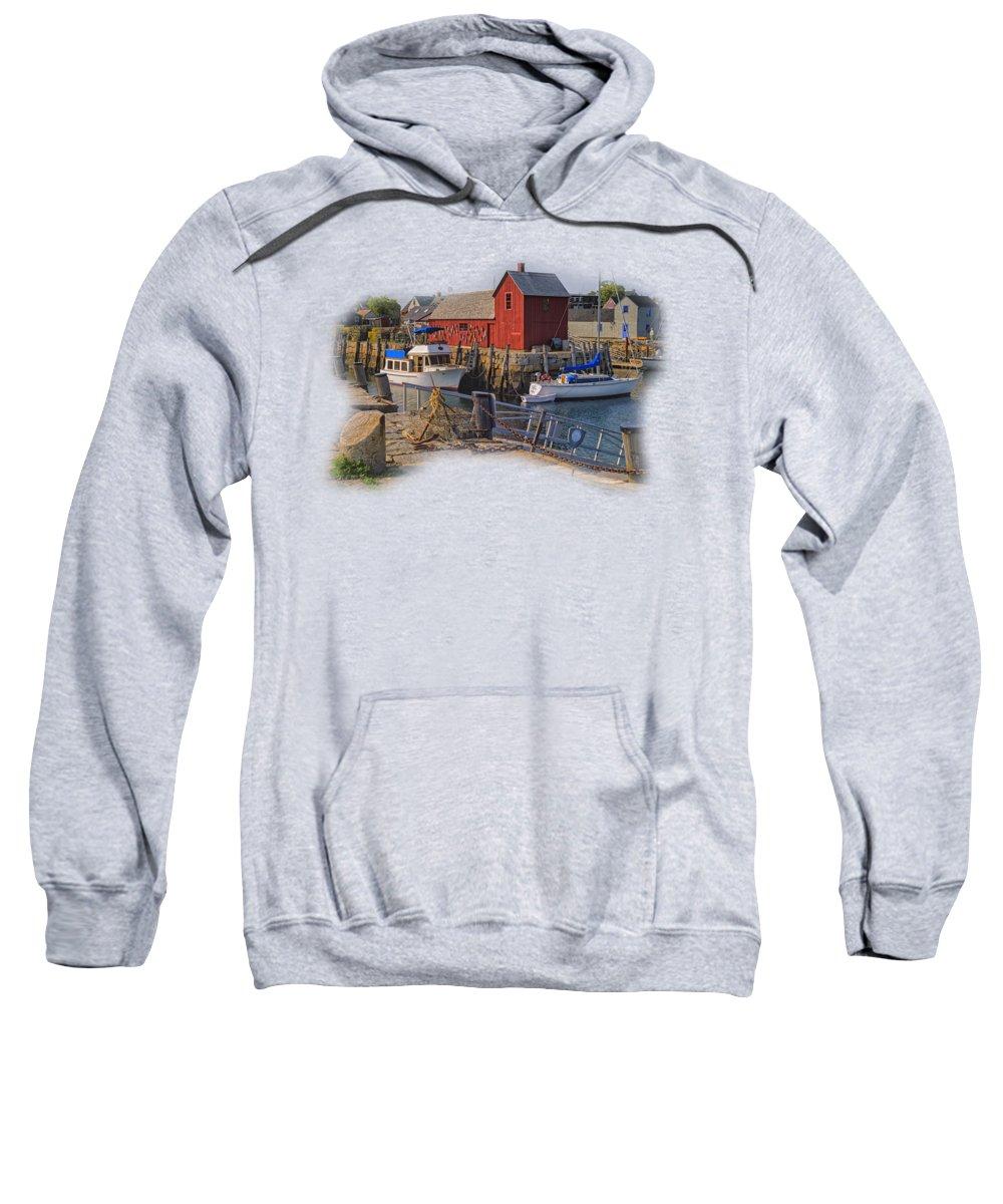 New England Coast Sweatshirts