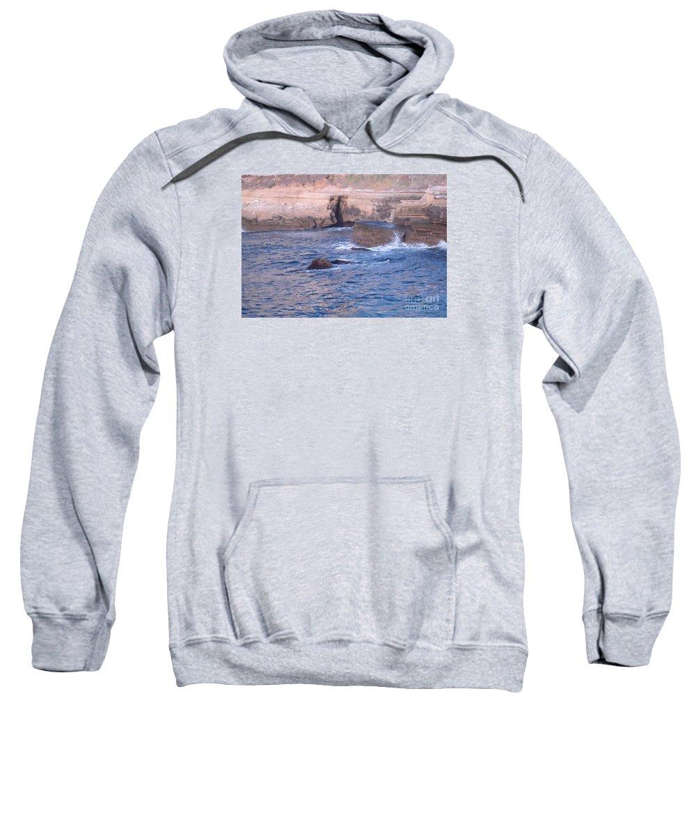 San Diego Sweatshirt featuring the photograph San Diego 11 by Madilyn Fox
