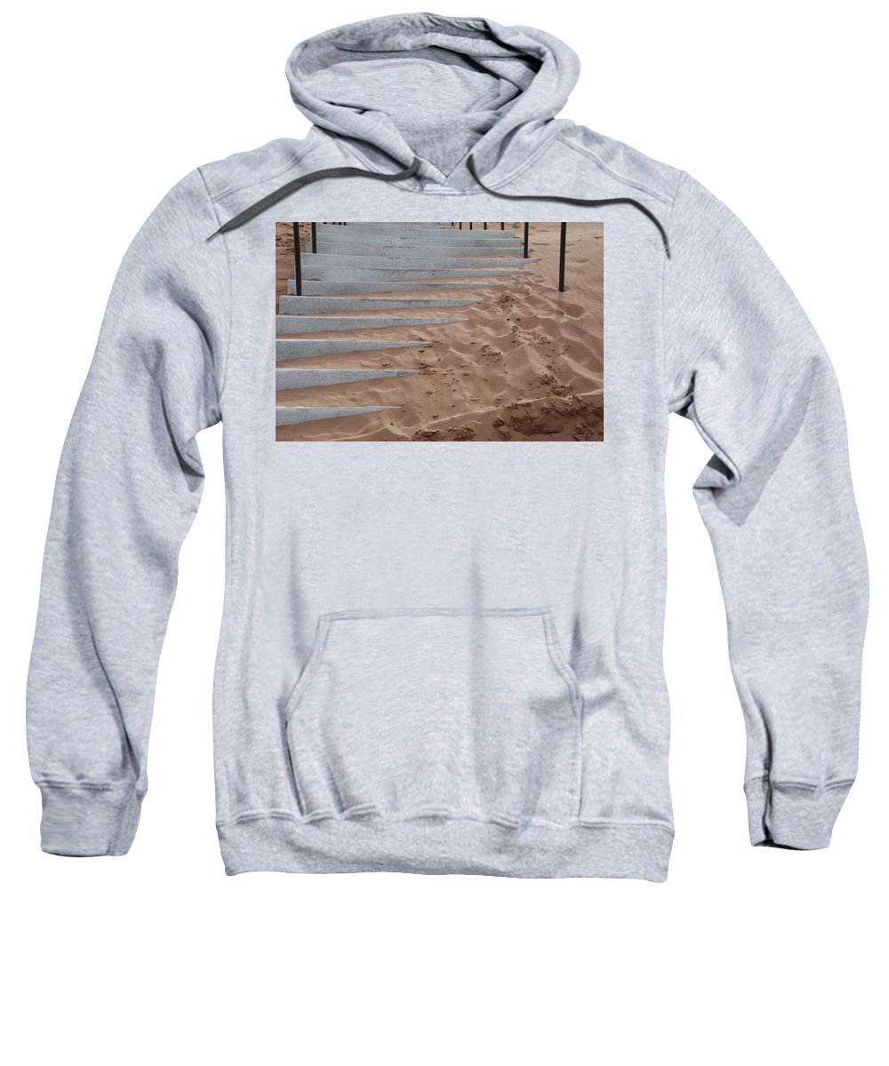 Pop Art Sweatshirt featuring the photograph Sands Of Time by Rob Hans
