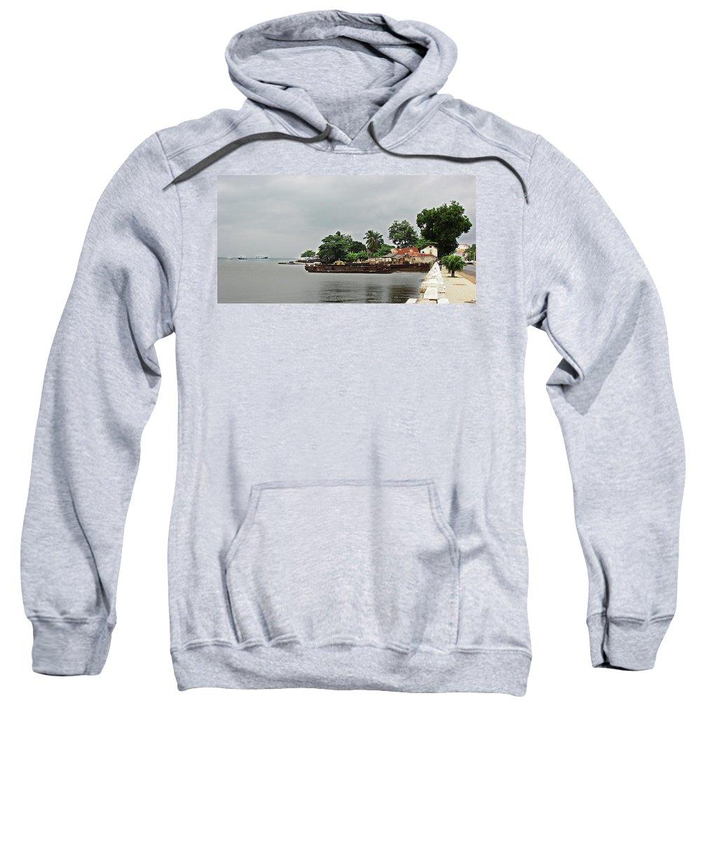 Sao Tome And Principe Sweatshirt featuring the photograph Sao Tome And Principe II by Brett Winn