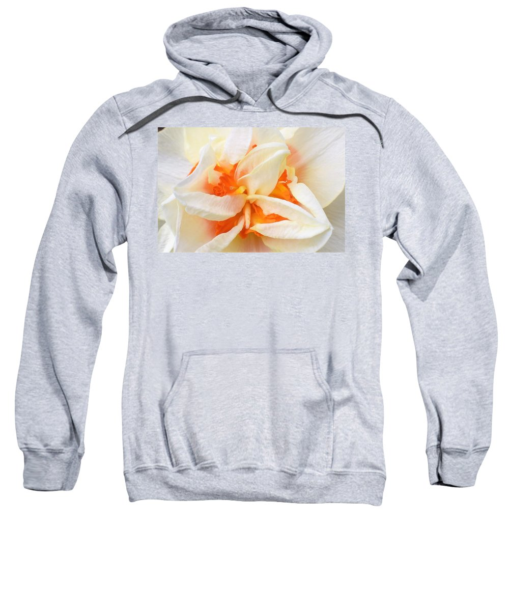 Blossom Sweatshirt featuring the photograph Sent Of A Beautiful Flower by John G Erlandson