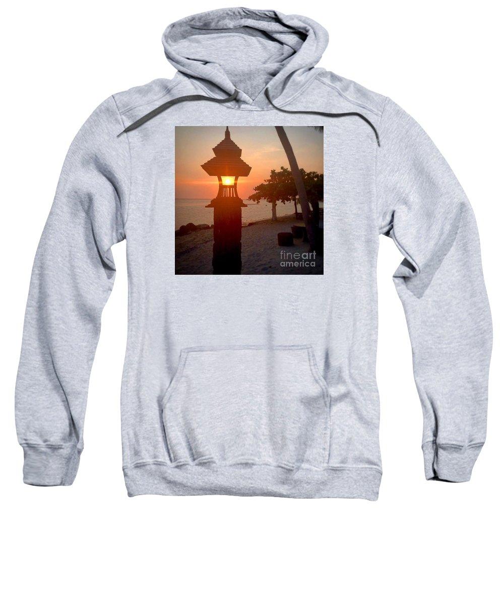 Light Sweatshirt featuring the photograph Serenity by Joshua Fischl