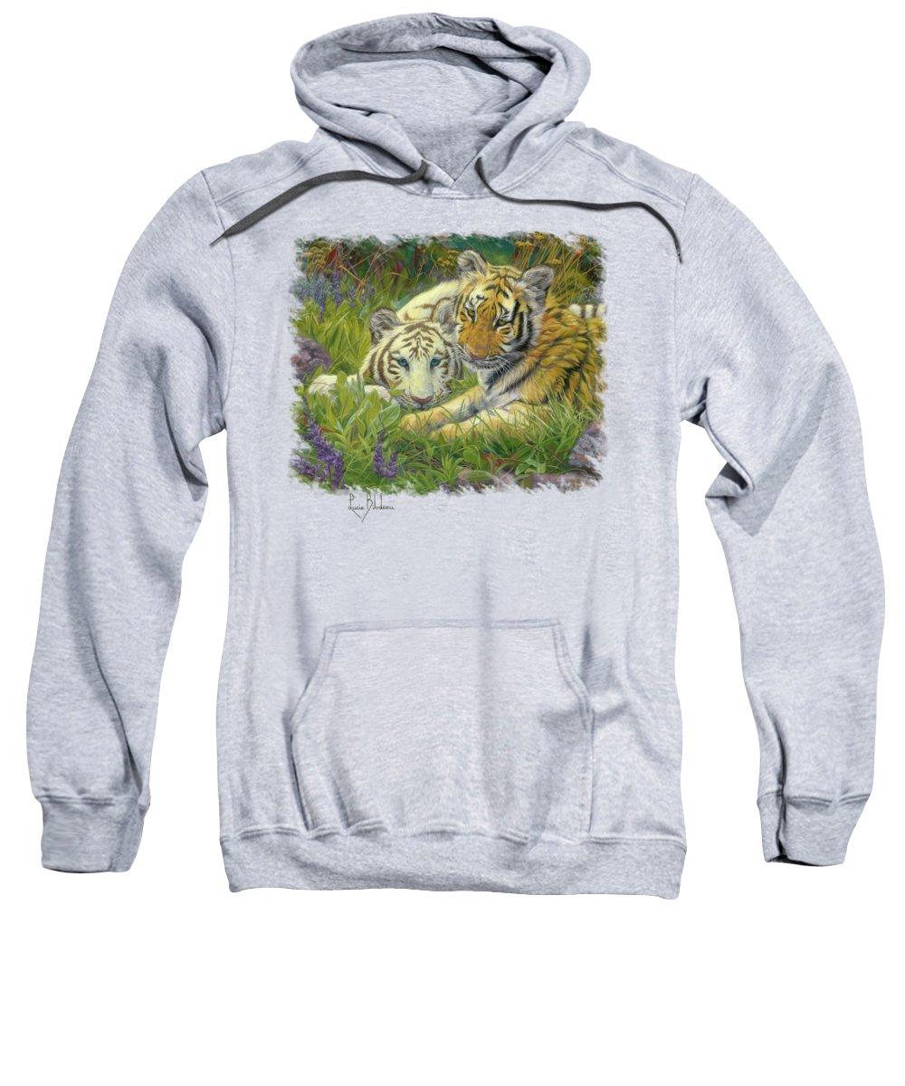 Wild Flowers Sweatshirts