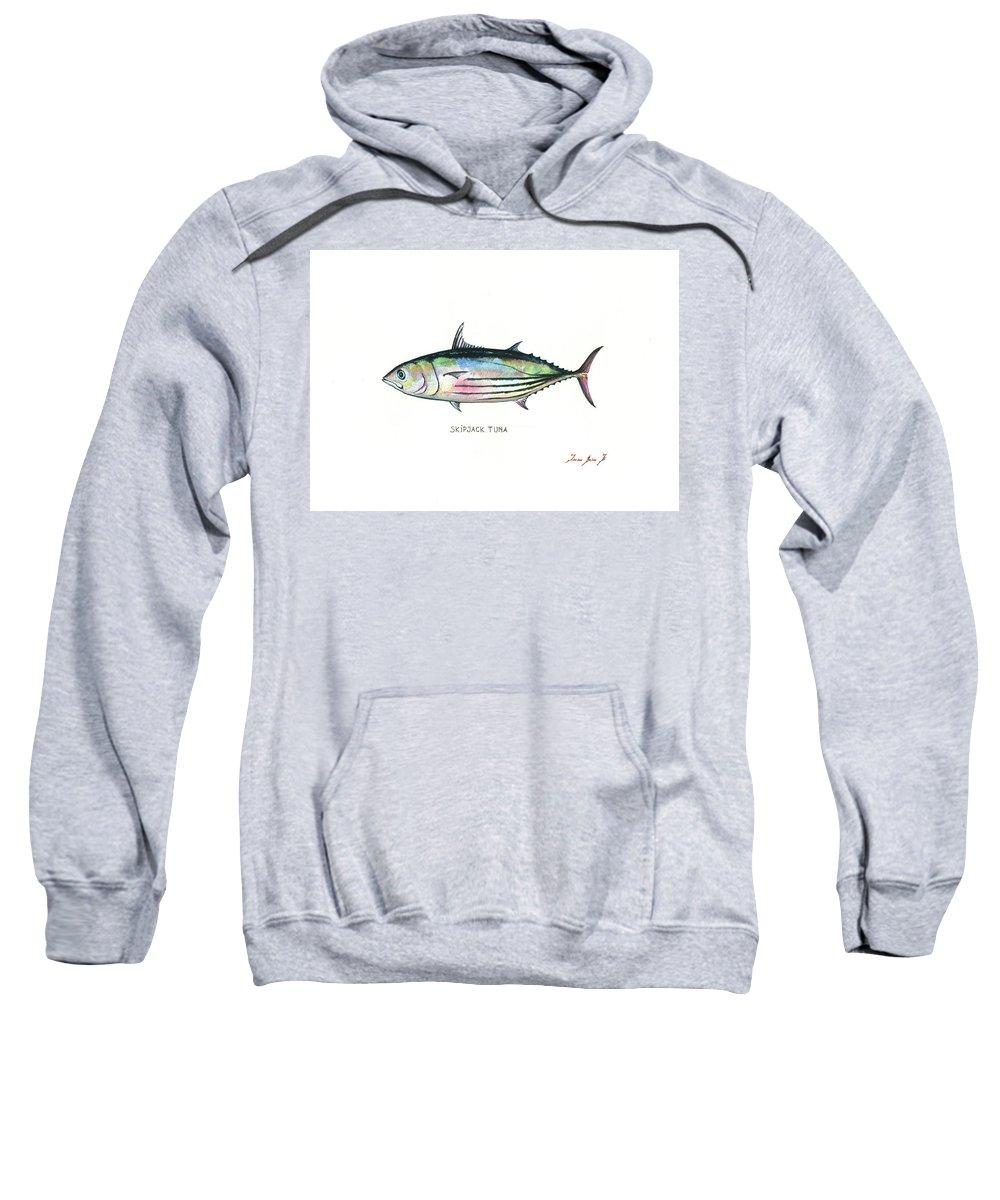 Skipjack Hooded Sweatshirts T-Shirts