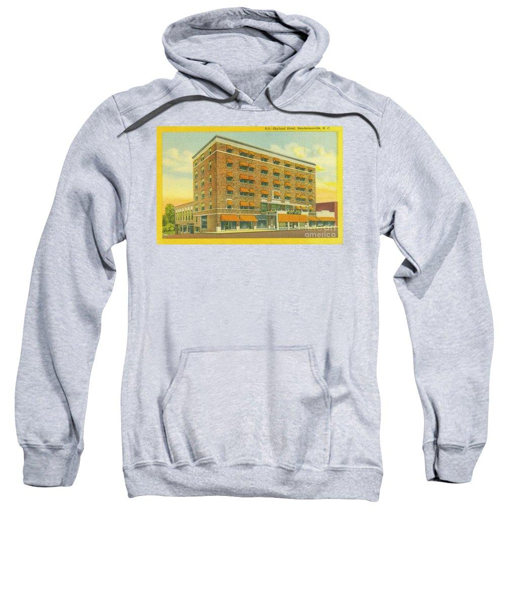Skyland Hotel Sweatshirt featuring the photograph Skyland Hotel by Dale Powell