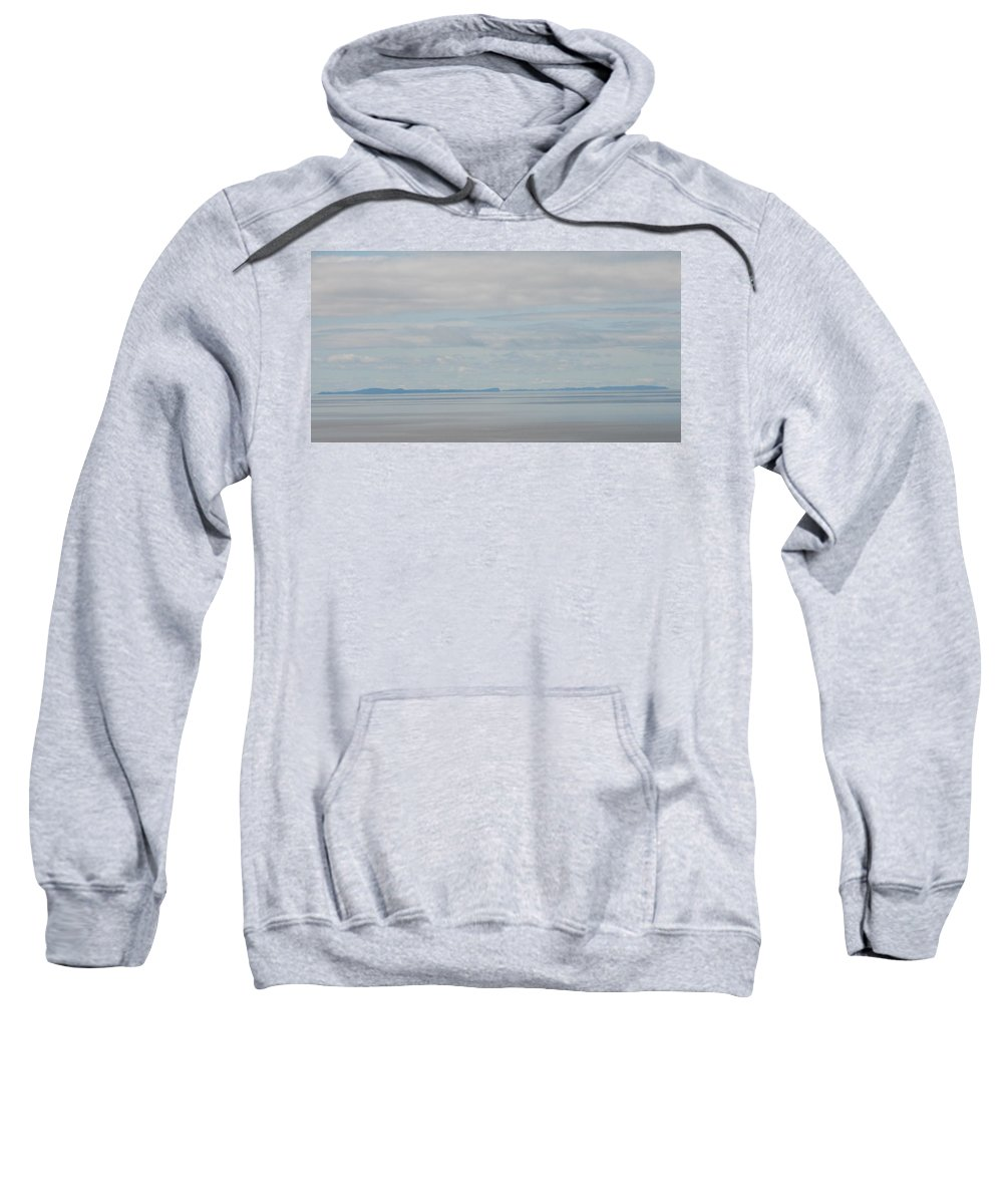 Sky Sweatshirt featuring the photograph Skyscape by Kelly Mezzapelle