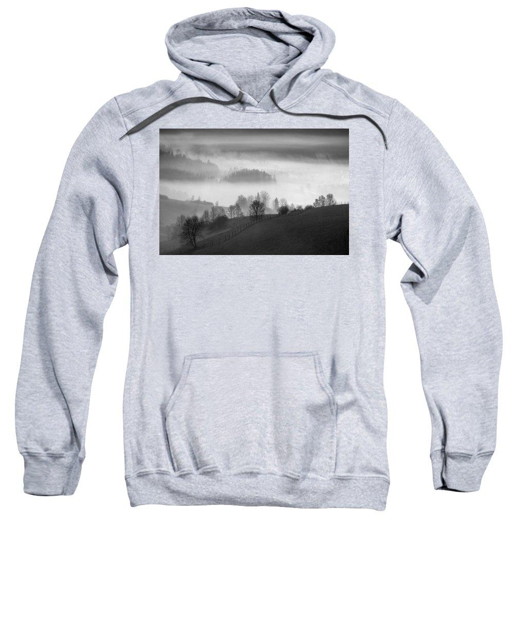 Europe Sweatshirt featuring the photograph Slovakia by Milan Gonda