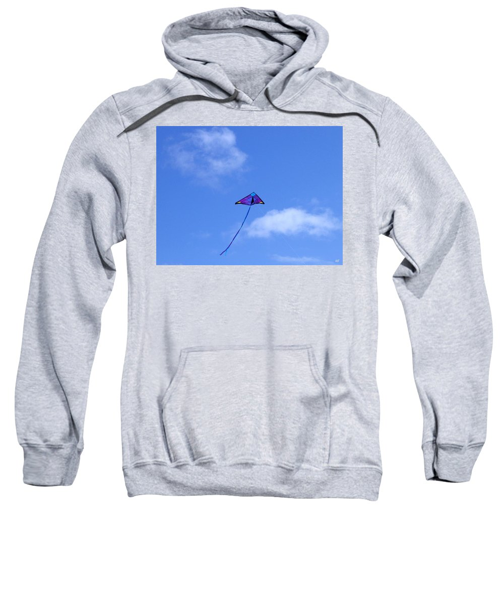 #soaring Sweatshirt featuring the photograph Soaring by Will Borden