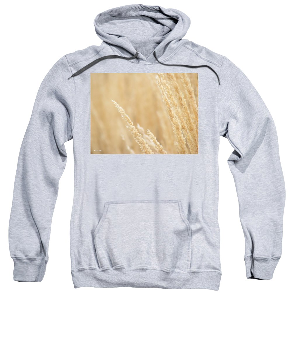 Soft Touch Sweatshirt featuring the photograph Soft Touch by Ed Smith