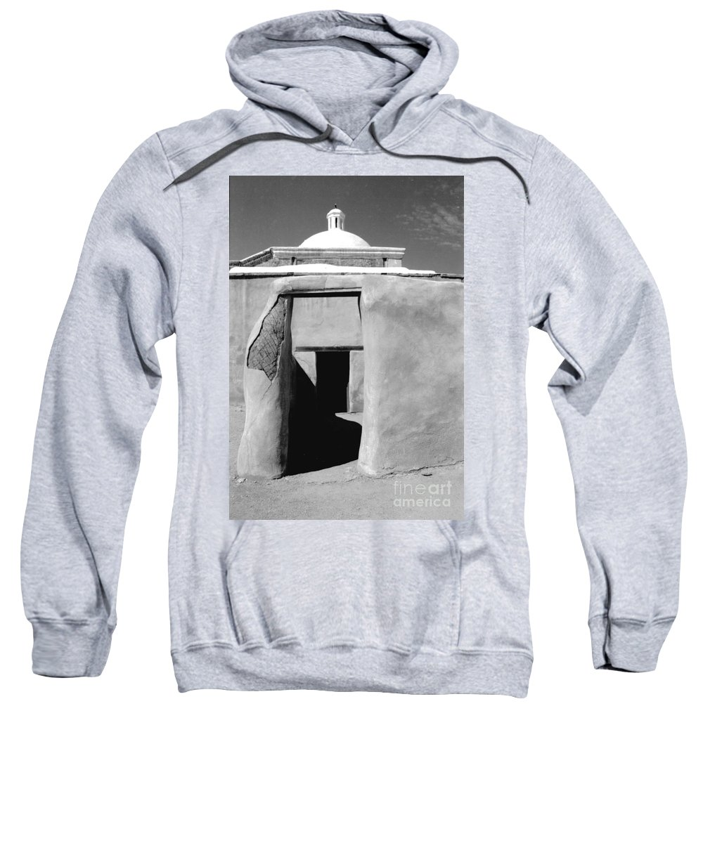Shadows Sweatshirt featuring the photograph Sol Y Sombra by Kathy McClure
