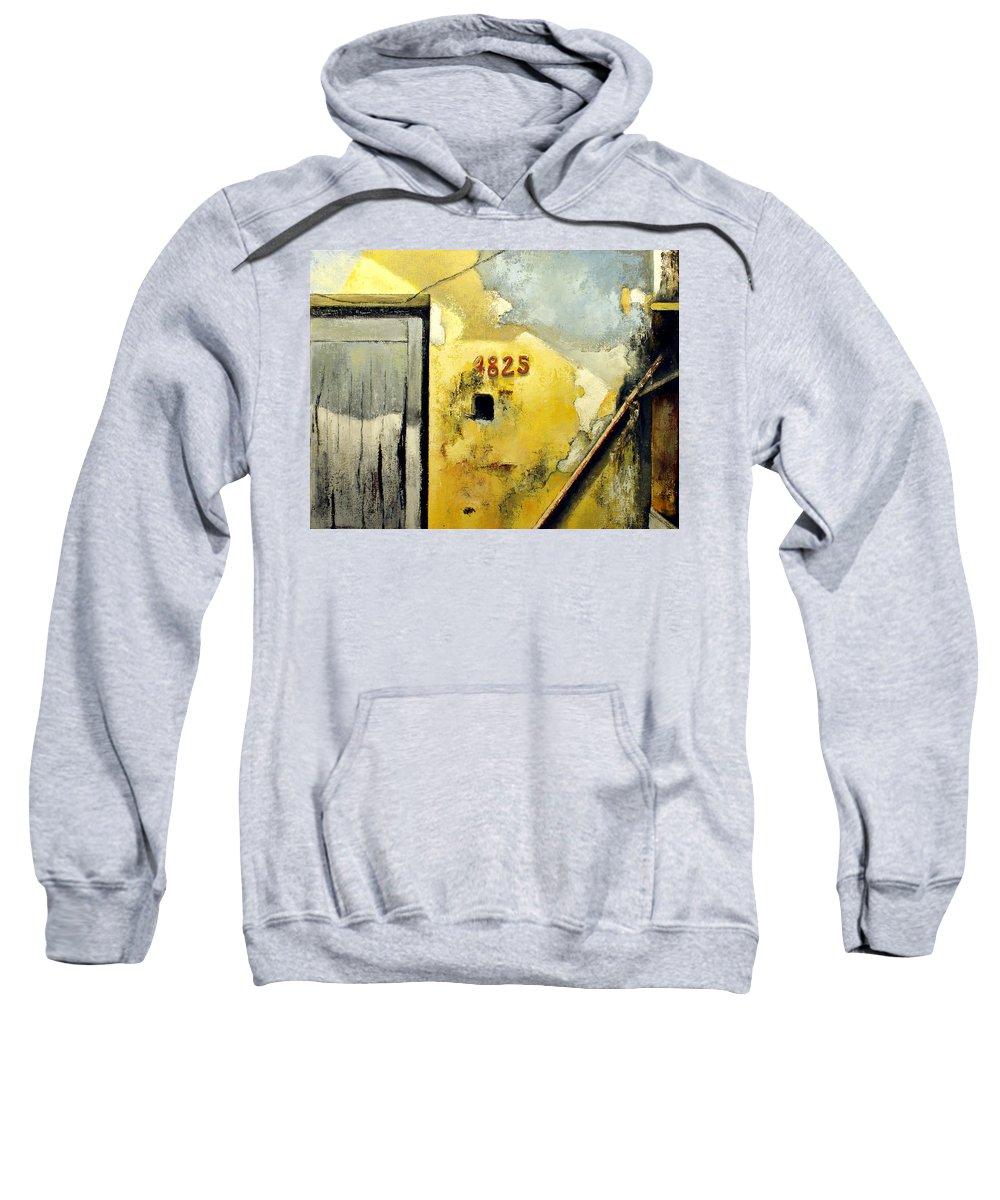 Havana Sweatshirt featuring the painting Solana by Tomas Castano