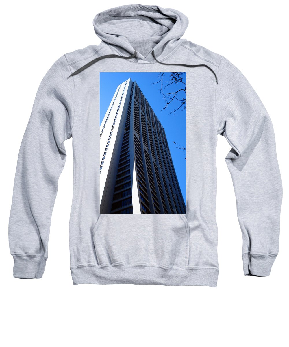 Chicago Sweatshirt featuring the photograph Standing Tall Chicago by DB Artist