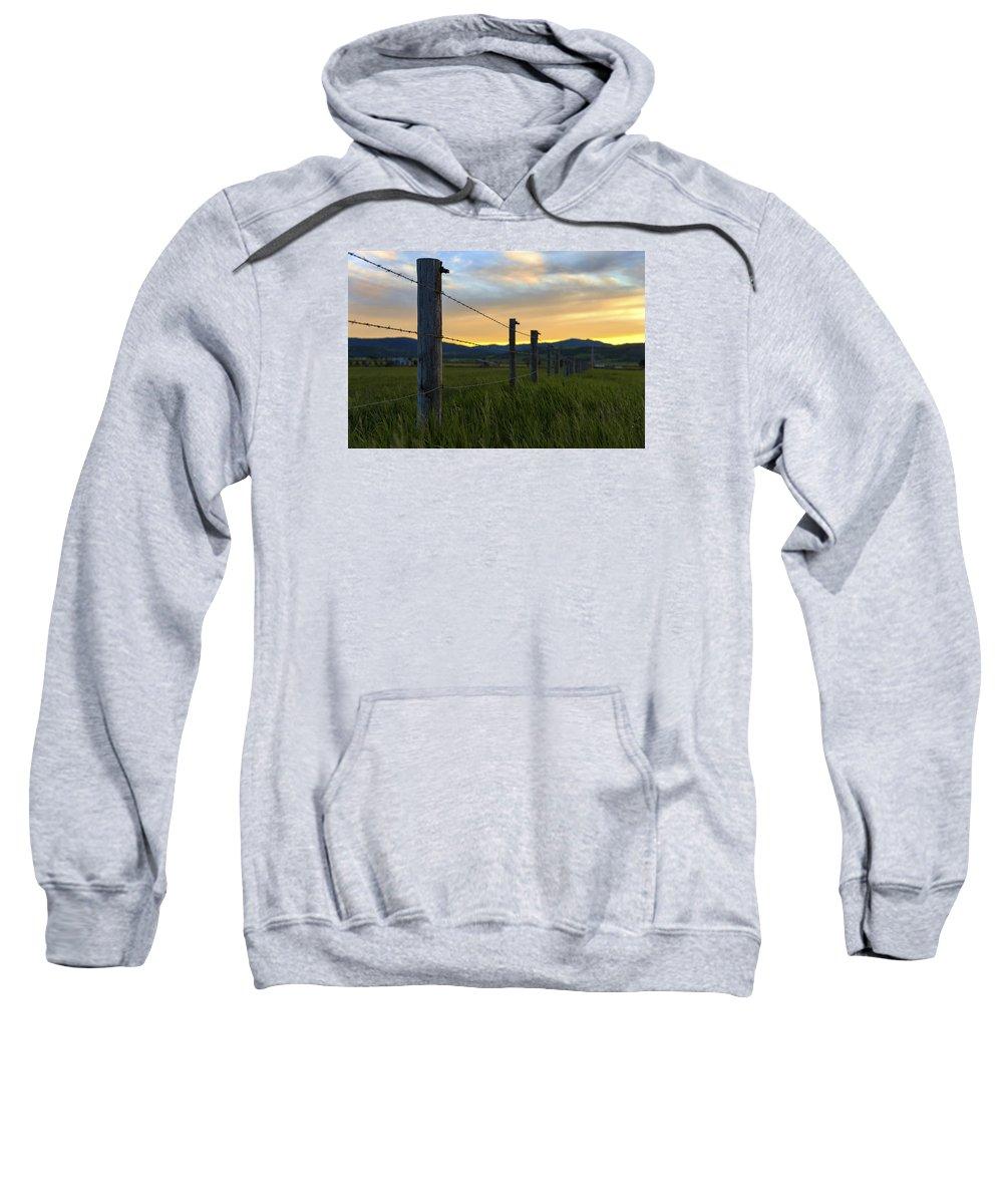Wyoming Valley Hooded Sweatshirts T-Shirts