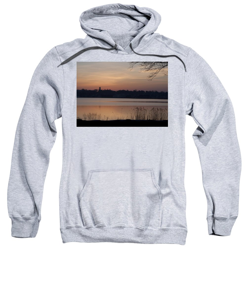 Sunrise Sweatshirt featuring the photograph Sunrise by Steven Natanson