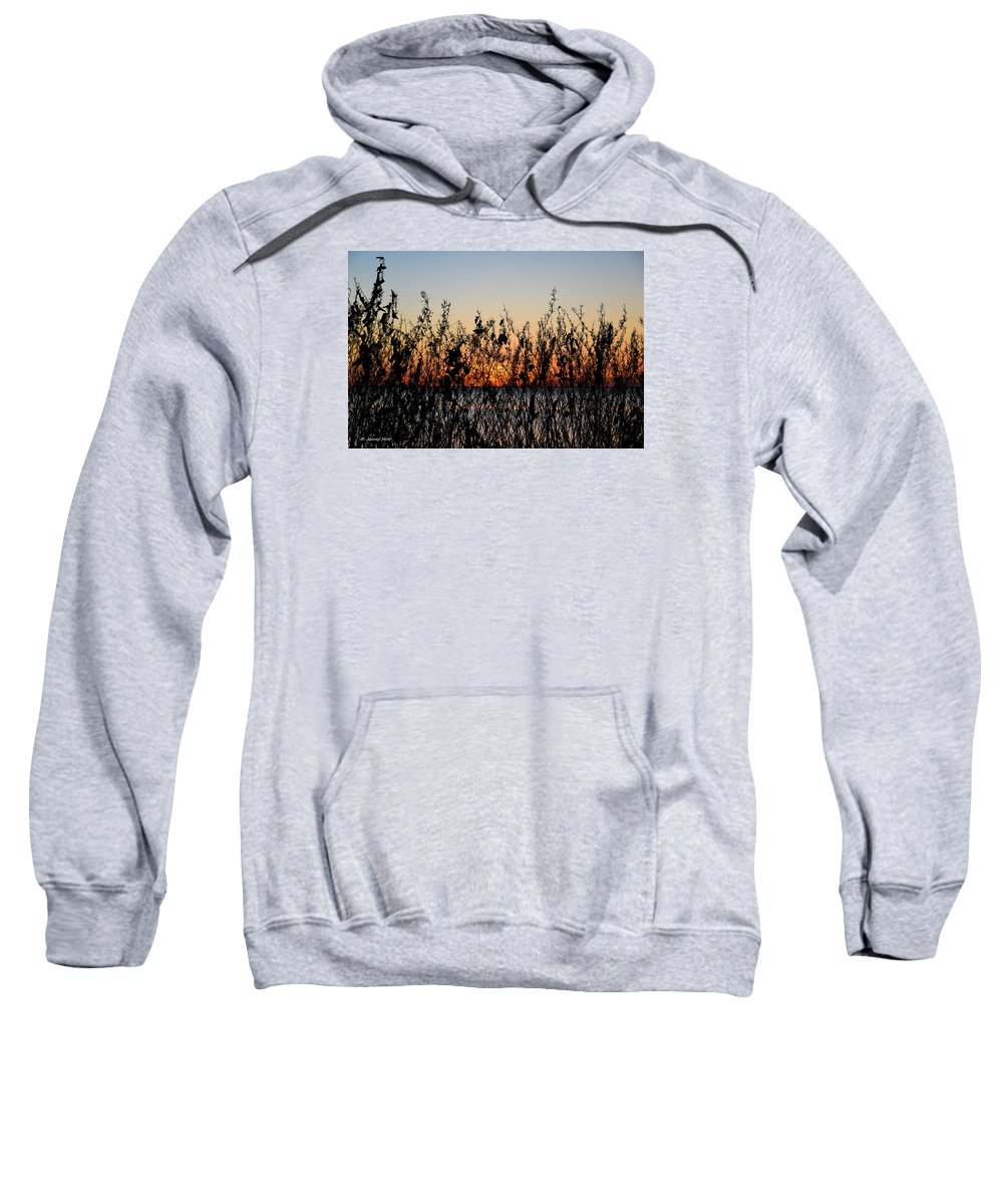 Sunrise Sweatshirt featuring the photograph Sunrise2 by James Holt