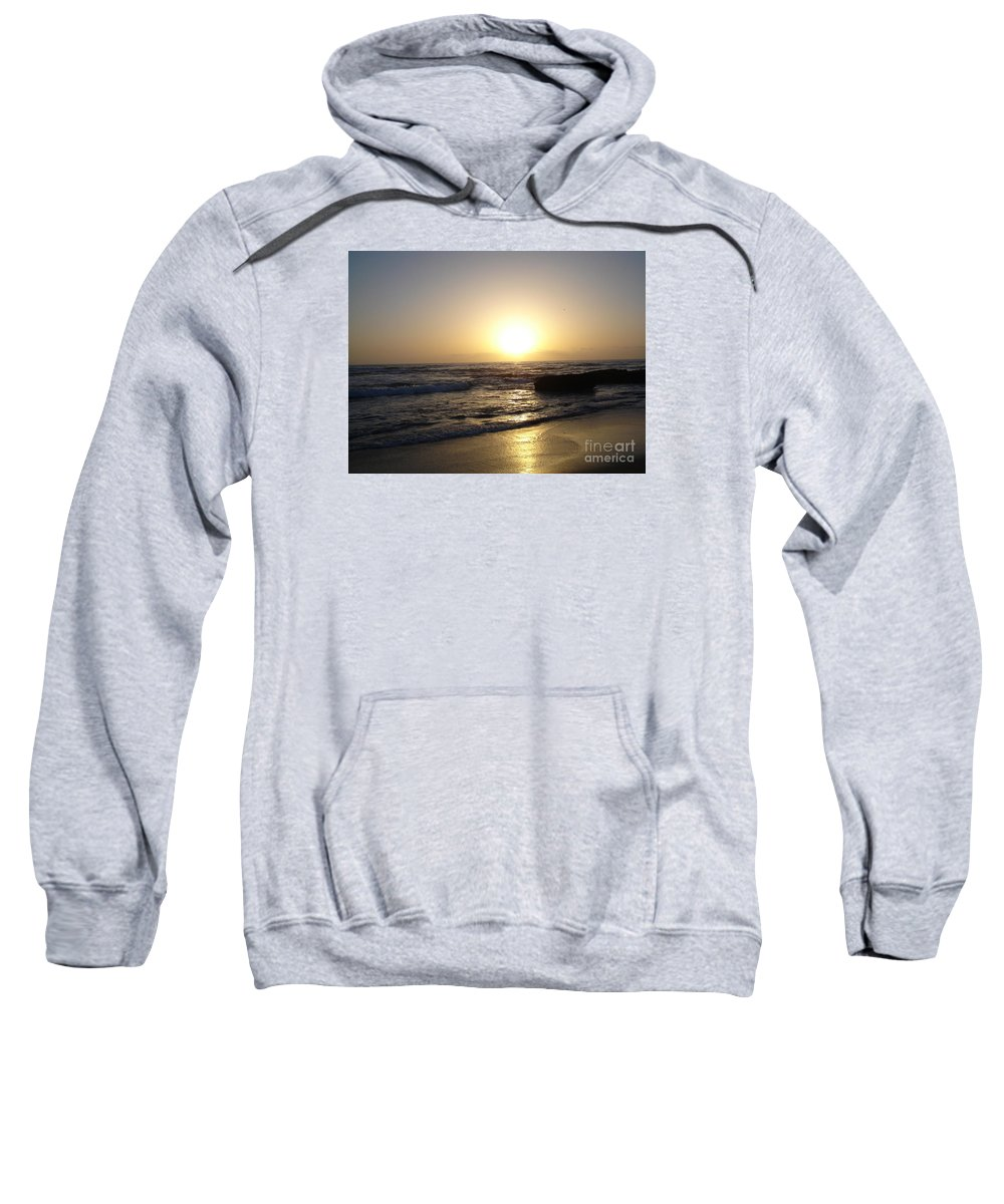 Sunset Sweatshirt featuring the photograph Sunset Beauty by Madilyn Fox