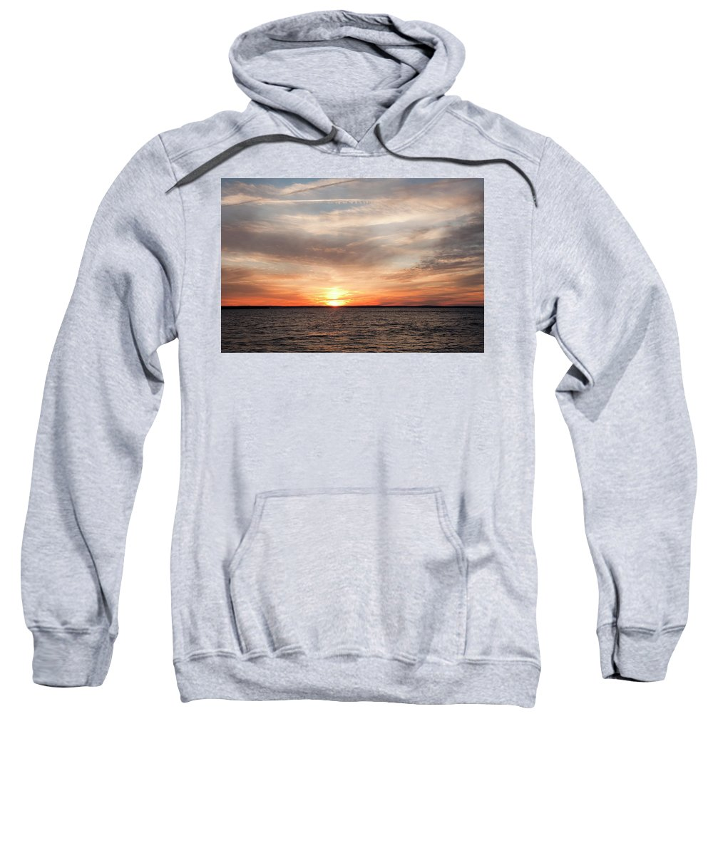 Sunset Sweatshirt featuring the photograph Sunset Gate 17 2 by Steven Natanson