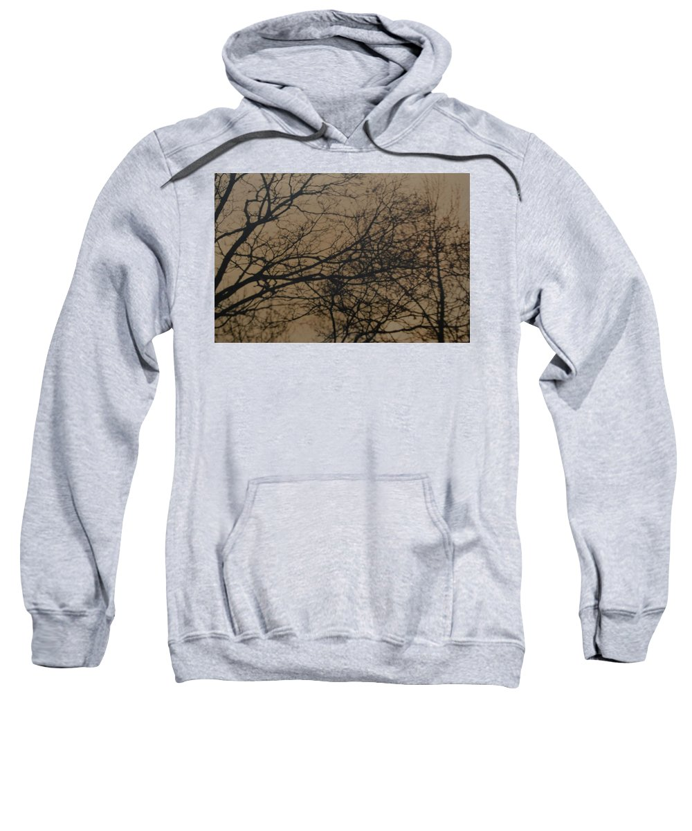 Landscape Sweatshirt featuring the photograph Sunset Snow by Rob Hans