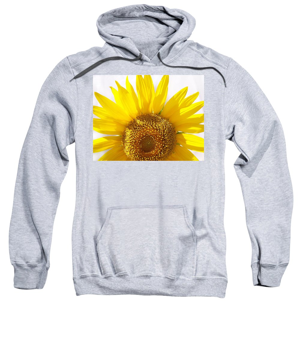 Sunflower Sweatshirt featuring the photograph Sunshine by Donna Blackhall