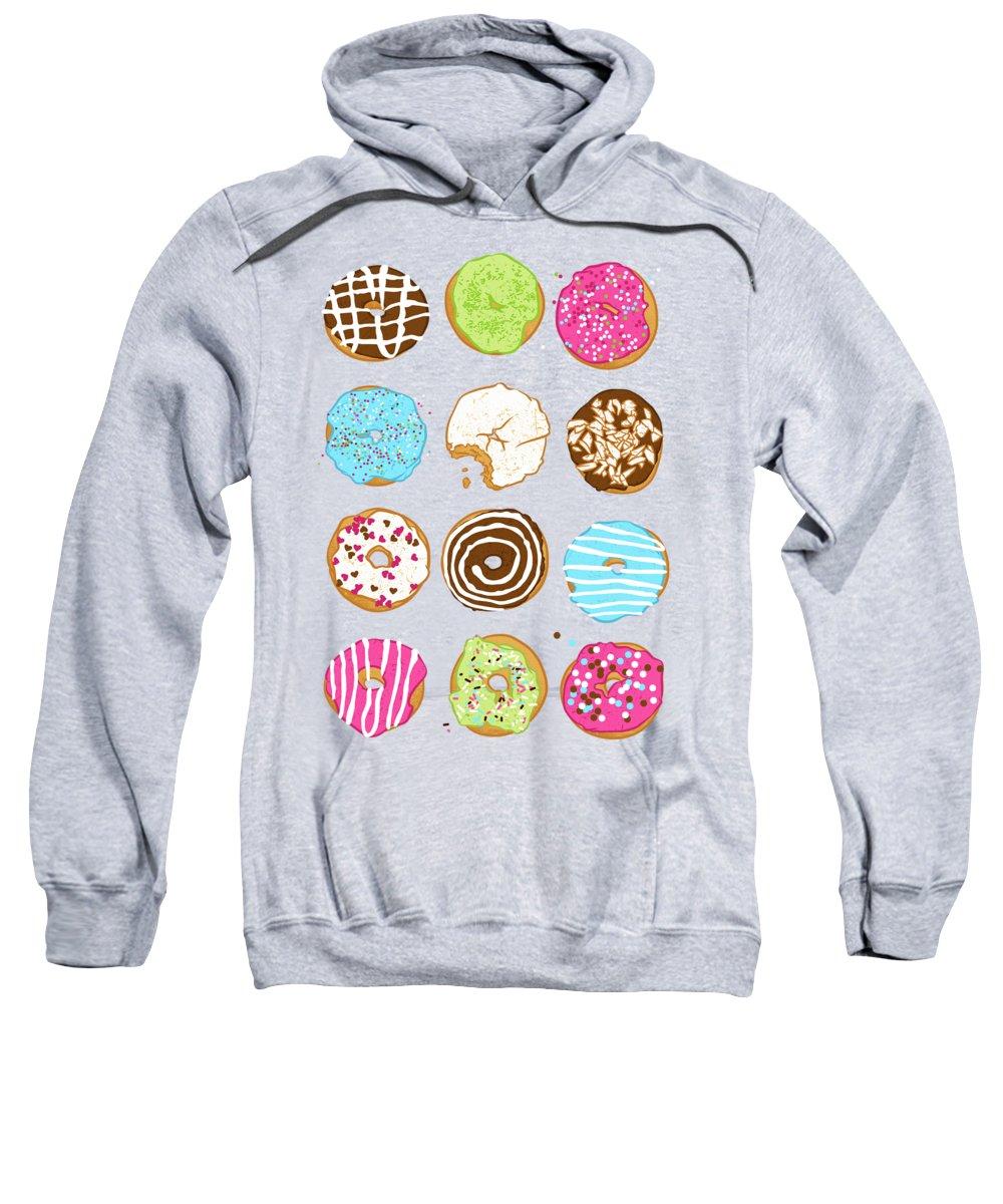 Dessert Hooded Sweatshirts T-Shirts